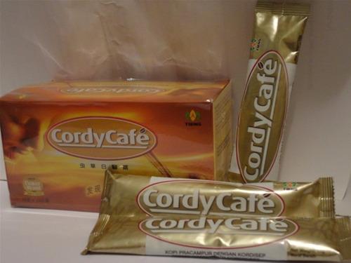 café cordyceps energizante bienestar fatiga concentración