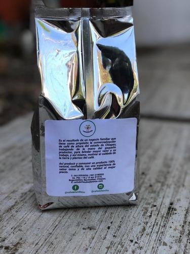 cafe de chiapas arabica cafe de familia tostado molido 1kg