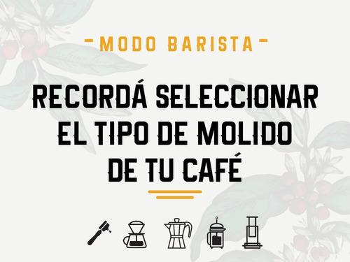 cafe de especialidad tostado blend brasil colombia - 1/4 kg