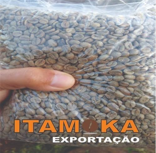 café em grãos verde 22kg  sem torrar tipo exportação sul mg