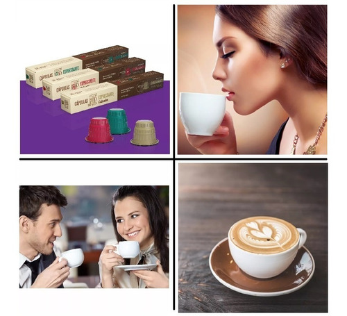 cafe espressarte passionato cabrales nespresso x10 capsulas