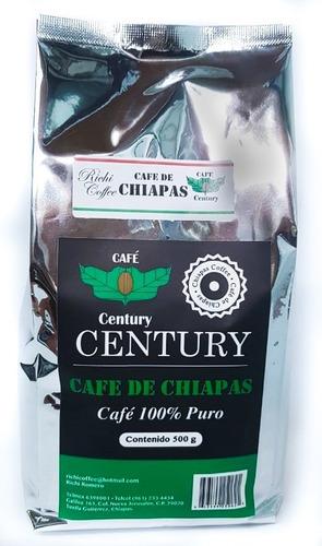 cafe gourmet de altura de chiapas calidad exportación 1kg