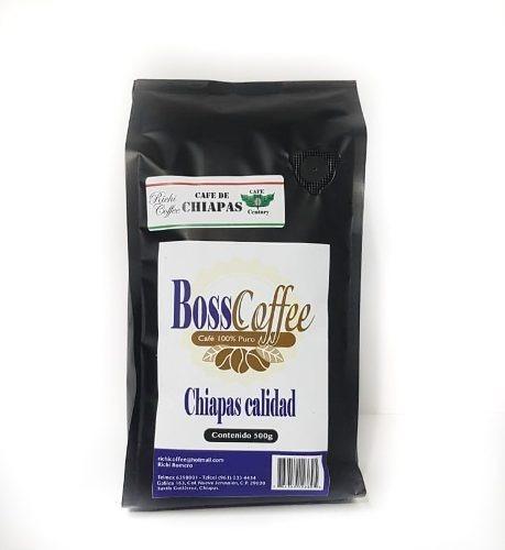 cafe gourmet de altura de chiapas mezcla marago 1 kg