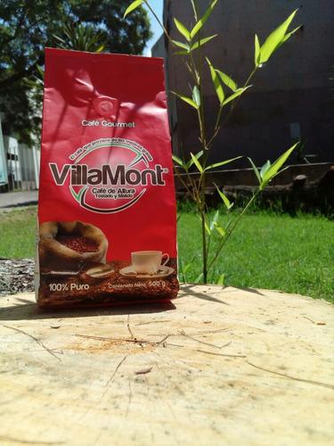 café gourmet de chiapas villamont  100% puro 1kg