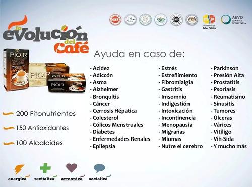 café gourmet negro con extracto de ganoderma lucidum