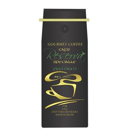 café gourmet torrado e moído tipo exportação