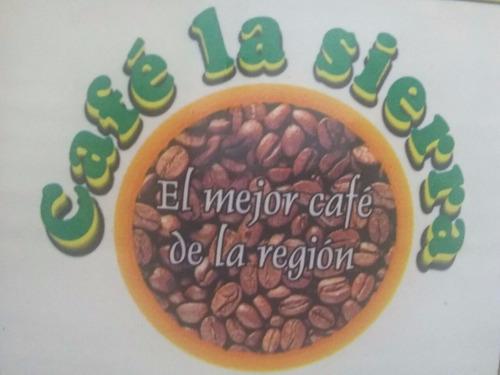 café gourmet , tostado, molido o para tostar 100%natural...