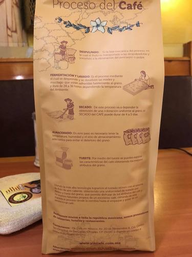 cafe gourmet yik café chiapas, 3 kg