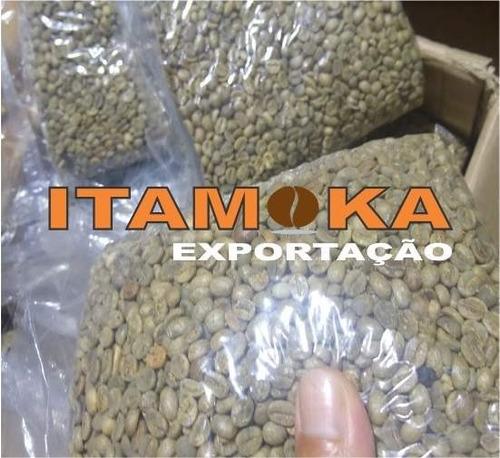café grãos verde 2 kg in natura do sítio arábica peneira 16