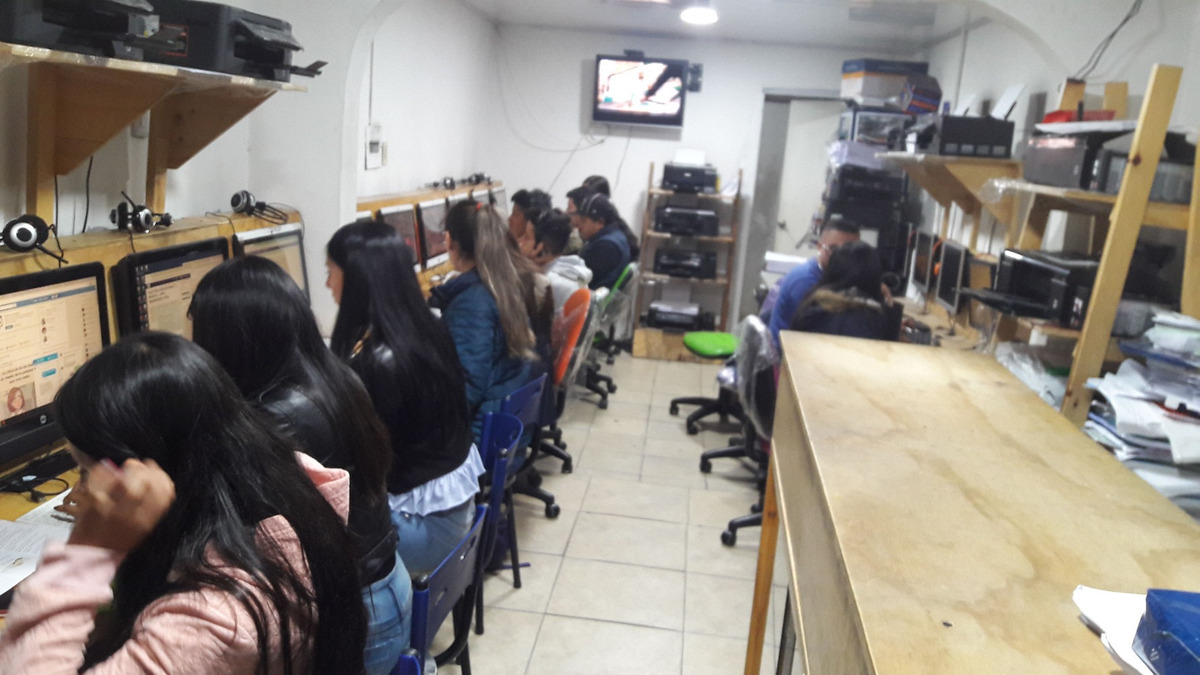cafe internet centro de impresion