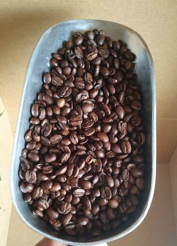cafe manabíta en grano tostado 1 kilo