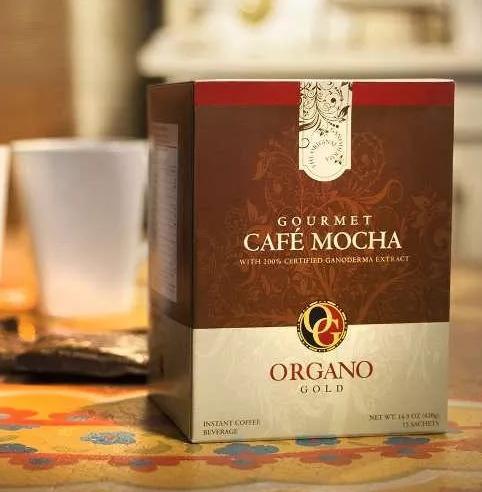 cafe moca gourmet orgánico organo gold