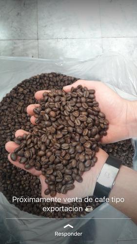 café molido tipo exportación excelso