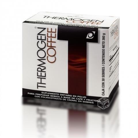 café organico adelgazar thermogen coffee