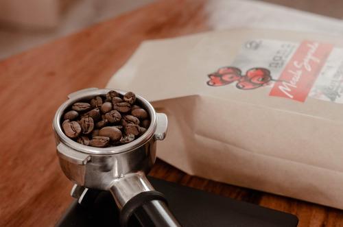 café orgánico de chiapas mezcla sagrada 500gr