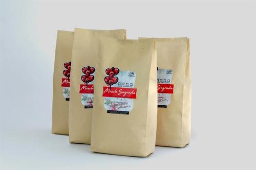 café orgánico de chiapas mezcla sagrada 5kg