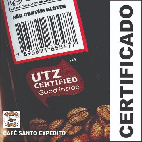 café pó 18kg tradicional certificad sul minas arábica catuaí
