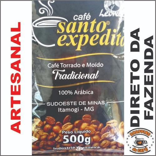 café pó 24kg tradicional certificado sul mg arábica coffee