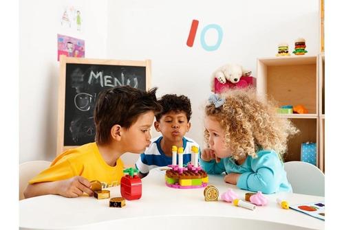 cafe+, pre-escolar área matemática y ciencia lego education