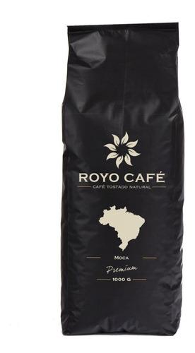 café premium moka  en grano