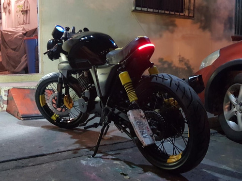 cafe racer 250 custom