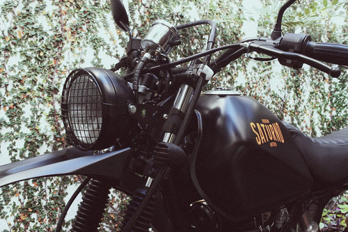 cafe racer honda 150cc 2017 0km  @saturnomotors