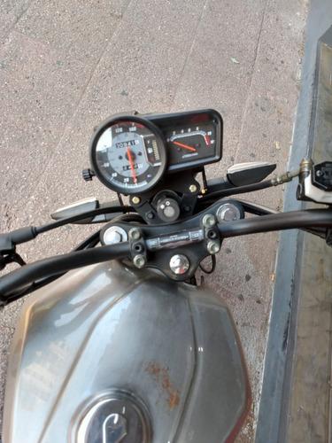 cafe racer- sauma motos-rk 150