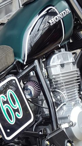 cafe racer/tracker/scrambler/brat style motos a tu medida