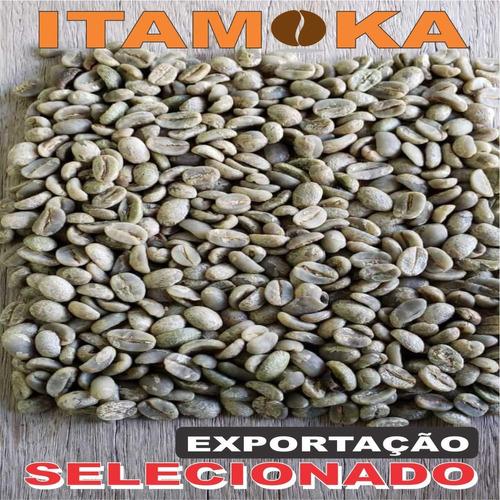 café sem torrar 20kg cru - tipo exportação arábica - sul mg