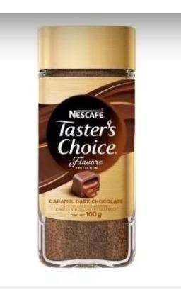 café soluble teaster choice!!