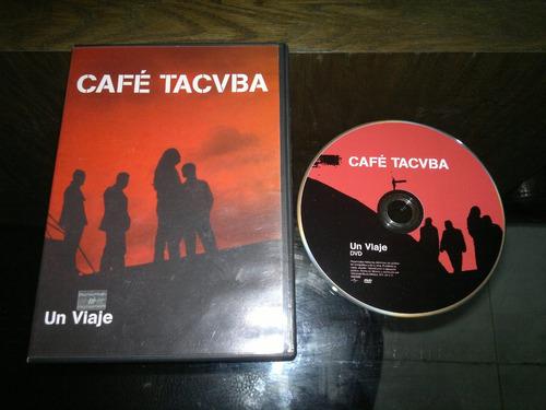 cafe tacuba un viaje en dvd, checalo