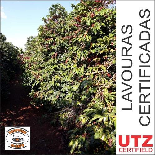café torrado em pó 14 kg da fazenda sul mg especial gourmet