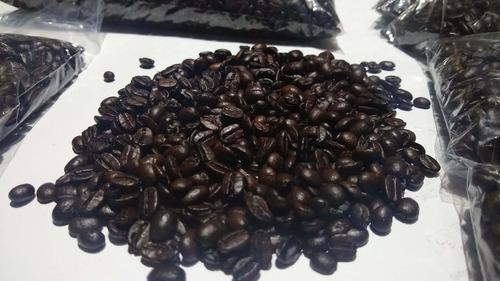 café torrado grãos 100g p/ experimentação sul de mg itamoka