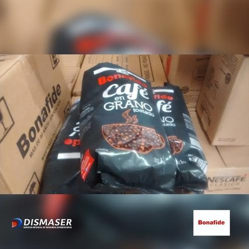 café tostado en granos - 1 kilo - calidad premium bonafide