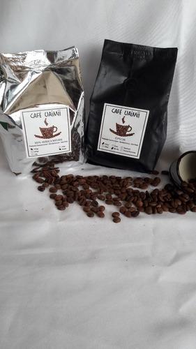 café uaimii (moído - combo- tradicional + especial)