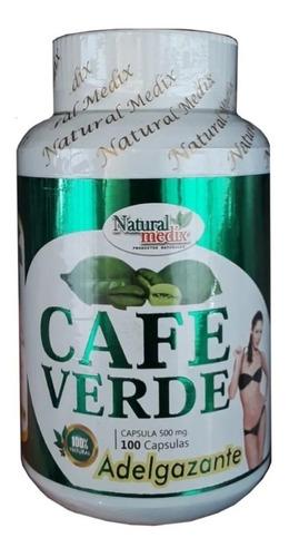 café verde 500 mg adelgazante producto nacional