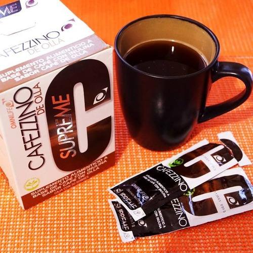 cafecino - cafezzino - pierde peso y elimina grasas omnilife
