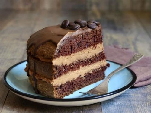 cafes y pasteles