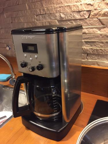 cafeteira cuisinart