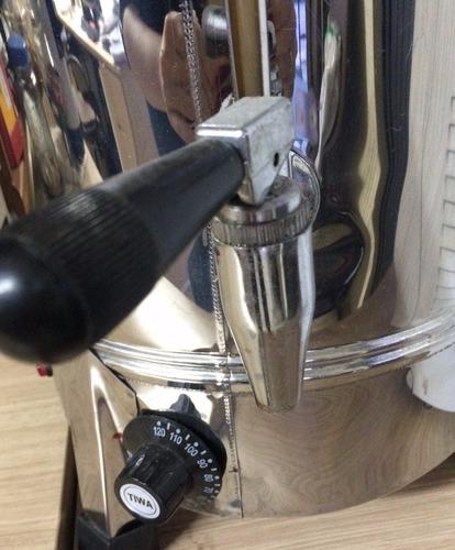 cafeteira elétrica em inox 4 litros consercaf