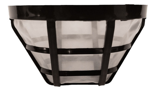 cafeteira elétrica jarra inox 18 xíc. black+decker 110v cm15