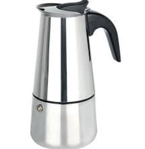 cafeteira italiana em aço inox 6 xícaras melhor preco
