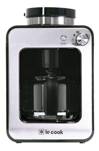 cafeteira maquina de café compacta com moedor de grão 220v