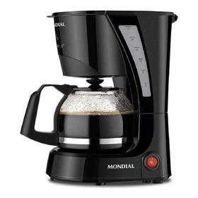 Cafeteira Mondial Pratic 17 Nc-25 Preta 220v