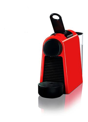 cafeteira nespresso essenza mini vermelha 110v