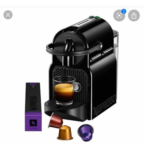 cafeteira nespresso inissia black 110v