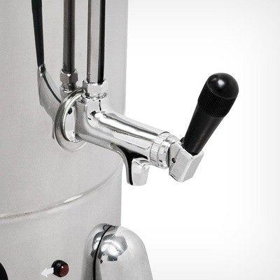 cafeteira tradicional 10 l marchesoni 110v ou 220v c/ nf