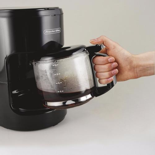 cafetera 10 tzas proctor silex 48351