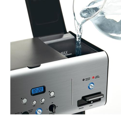 cafetera 12 tazas con dispensador de agua chw-12