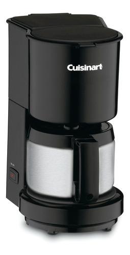 cafetera 4 tazas cuisinart - dcc-450bk